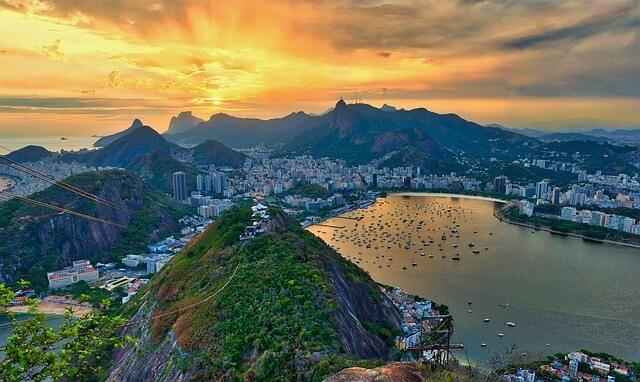 Páginas web en Brasil