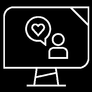 sitios web hechos con amor